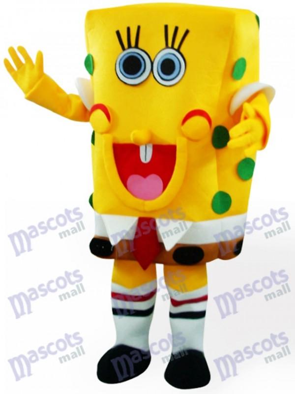 Spongebob Baby Anime Adulte mascotte Funny Costume