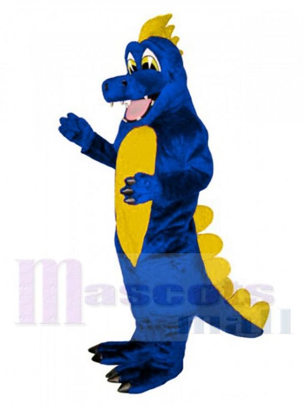 Dinosaure maskottchen kostüm