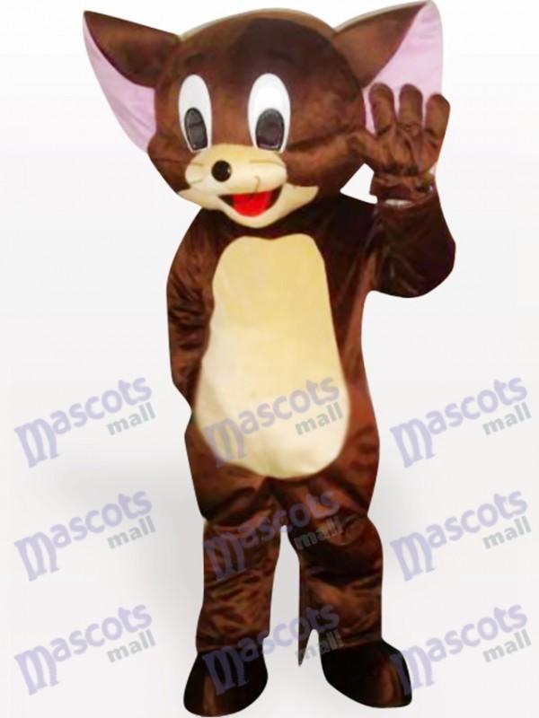 Costume de mascotte adulte Jerry Mouse