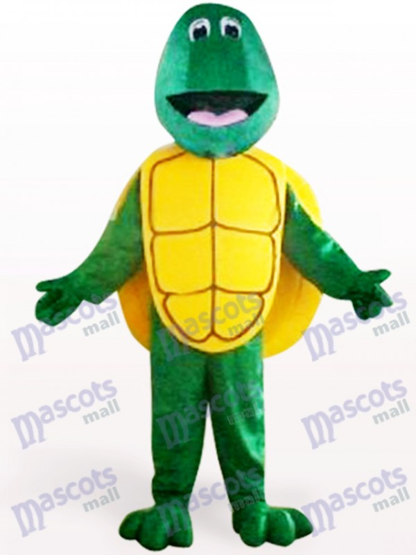 Déguisement de mascotte adulte animal tortue